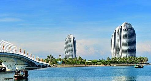 三亚凤凰岛度假酒店已正式开业