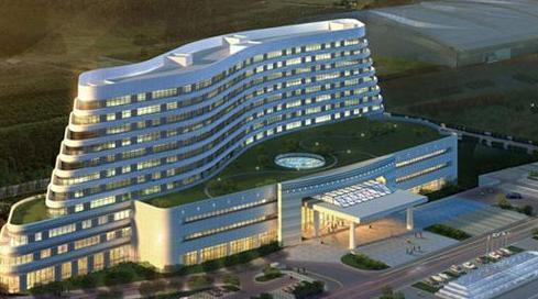 乌鲁木齐希尔顿酒店已正式开业